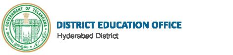 District Educational Office – Hyderabad – Telangana